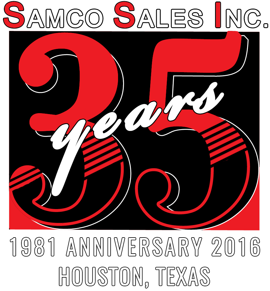 35 Years of Samco Sales, Inc.